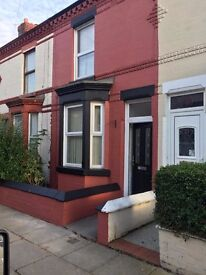 2 bedroom house available- Re-decorated & Modern- August Road Liverpool 6 DSS Accepted