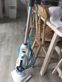 As new vax steam fresh combi steam mop