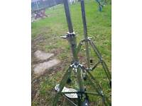 Mapex cymbal stands x3