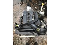 Ford Transit ENGINE 2000-2006 2.4 RWD