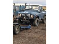 Wanted scrap vans/ cars. 4x4