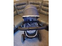 Icandy Peach 3 with adaptors & 2 Seats