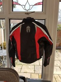 Motor bike jacket brand new