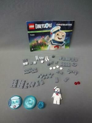 LEGO Dimensions Ghostbusters Stay Puft Terror Dog 71233 Incomplete