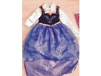 Frozen dress - Anna