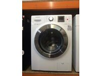 SAMSUNG 12KG WASHING MACHINE ECO BUBBLE RECONDITIONED