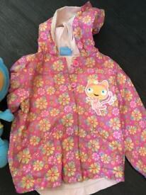 Waybuloo cute raincoat and toys