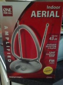 New Boxed One TV Ariel