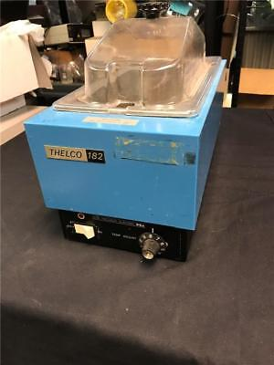 Works Well- Water Bath With Lid By Precision Scientific Thelco 182