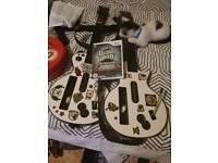 Wii guitars x2