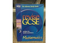 Selection of GCSE Mathematics revision books