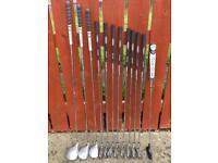 Dunlop max golf club set. Ideal for beginner.