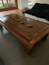 Beautiful Chinese table