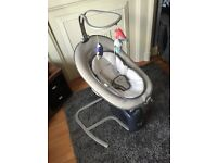 Baby bouncer motion swing baby moov. BARGAIN !
