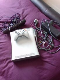 Xbox 360 plus kinect