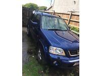 HONDA CRV BLUE FOR SALE