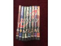 Red Dwarf season 1-8 DVD Boxsets