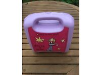 A girls lunchbox