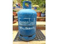 Full 15kg Butane Gas Bottle