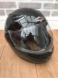 Caberg Metalic Black Helmet