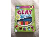 Clay charm maker.