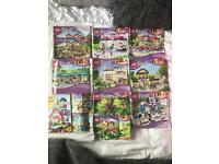 Lego friends bundle x12 lots