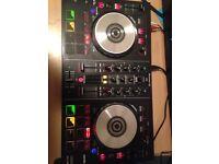 Pioneer DDJ-SB2 decks
