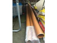 110mm drainage pipe