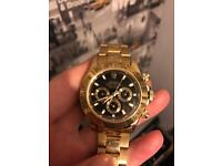 Rolex watch full working order needs a link
