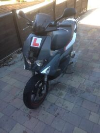 Gilera runner sp 50 dose run and ride but dose need some work doing still has 6 months mot on it