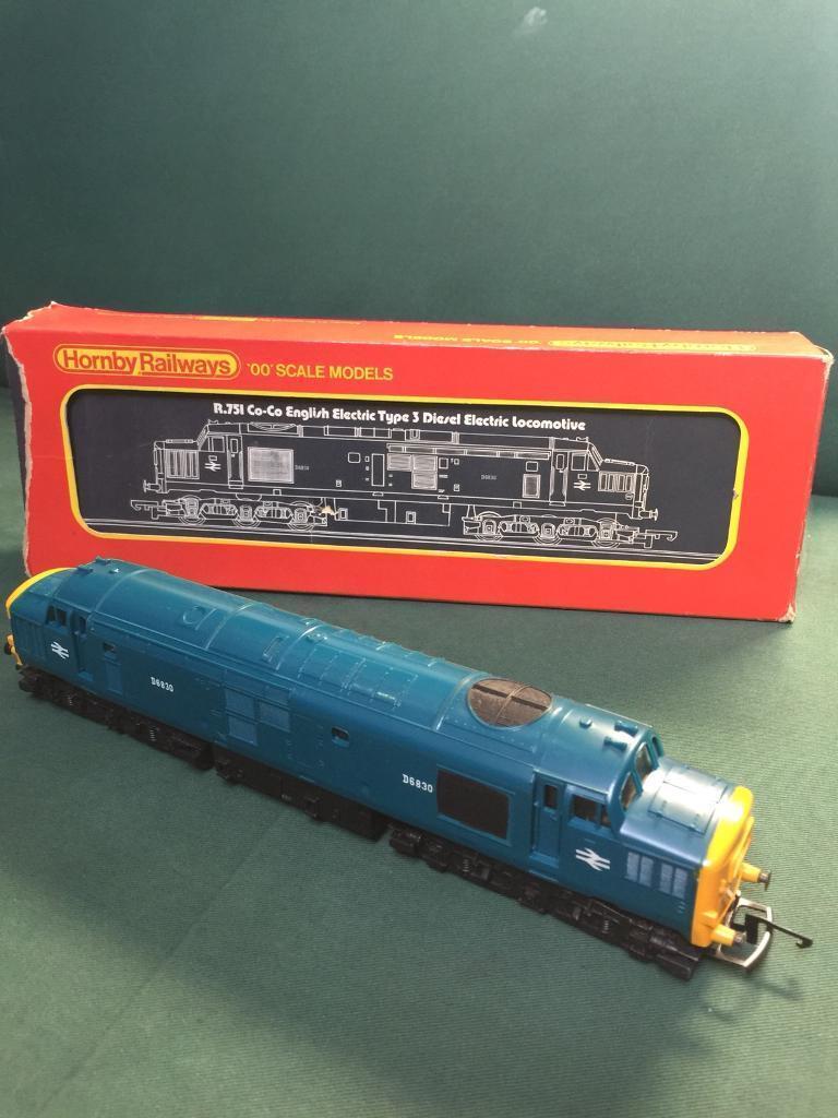 Hornby Class 37