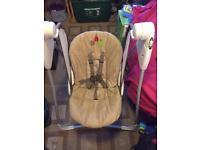 Graco swing chair