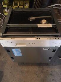 Whirlpool Build-in Dishwasher
