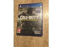 Call of Duty Infinite Warfare - Unopened PS4