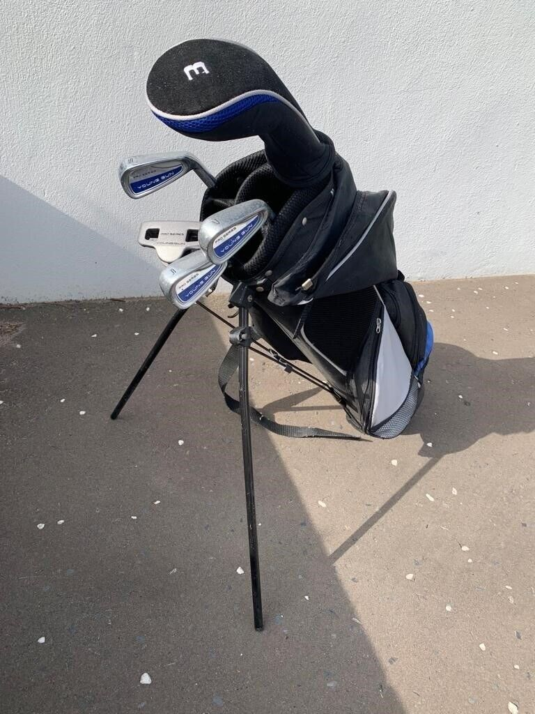 Kids Golf Clubs and Bag - Pro Series - Young Gun | in Warrenpoint, County  Down | Gumtree