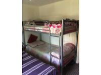 Excellent condition single bunk beds