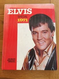 Elvis Special 1971 Monthly Special