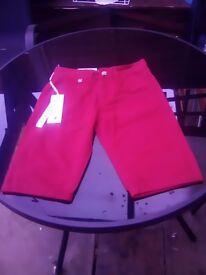 Kangol shorts
