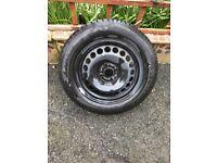 Brand new dunlop 185/65/15 tyre