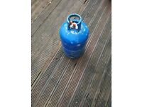 Empty gas bottle,cyliner 15kg calor be used for trade, in re fill ,pick it up only £10
