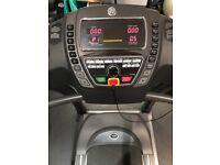 Horizon T400 Premier Folding Treadmill