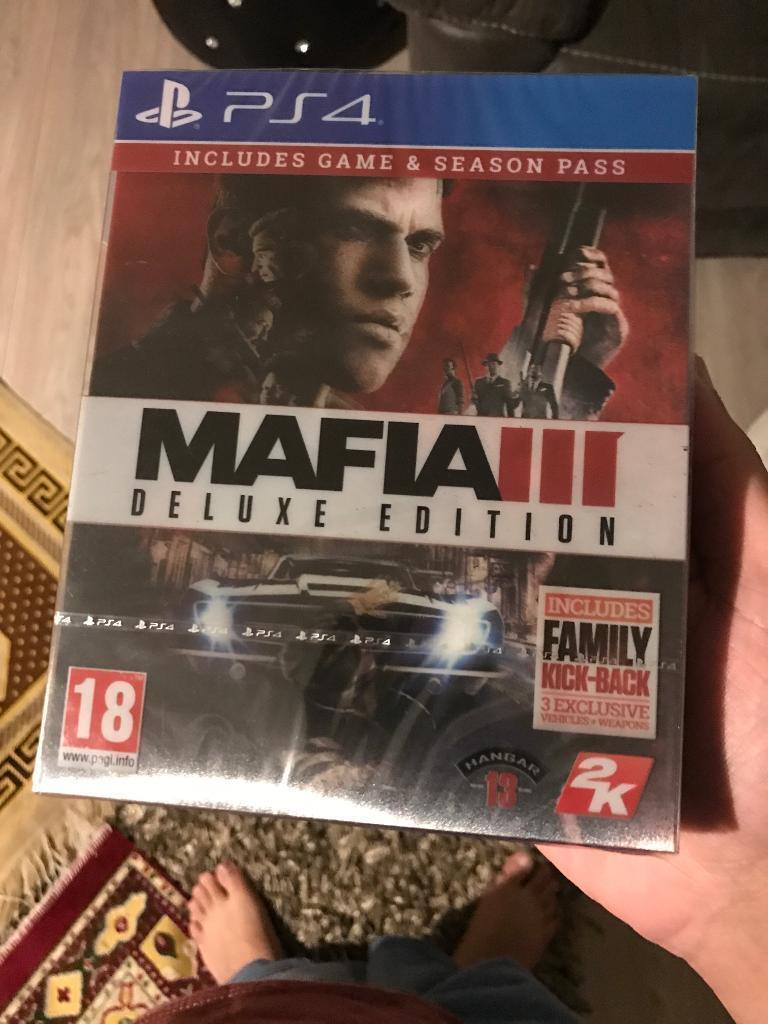 Mafia 3 Deluxe Edition Ps4 In Carlton