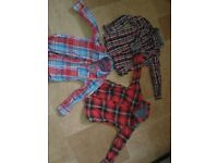 Boys mothercare and next shirts