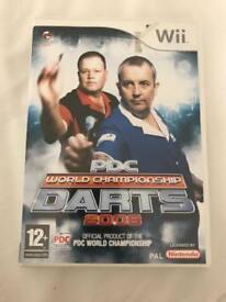 World Championship Darts 2008 for Wii