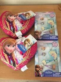 Brand new frozen sets