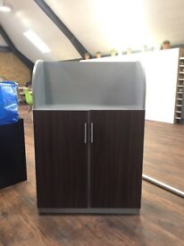 Matching Office Desks, Tables, Drawers and Cupboards For Sale in Poole