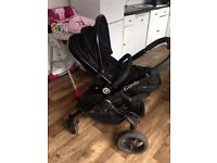 Icandy peach 3 with carry cot & extras