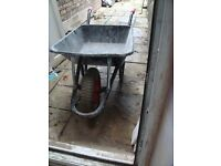 Wheelbarrow (excellent condition, used only few times)