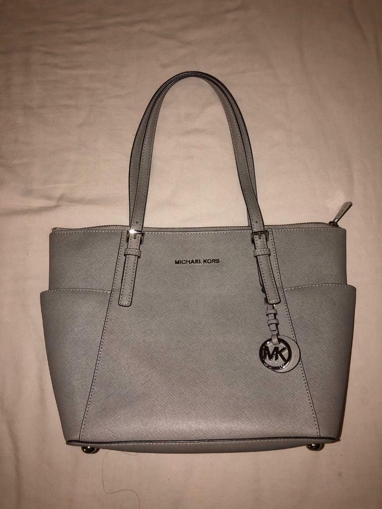 519ac5d9c610 Michael Kors Grey Handbag | in Catshill, Worcestershire | Gumtree