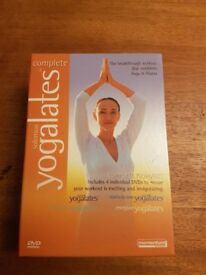 Complete Yogalates DVD box set